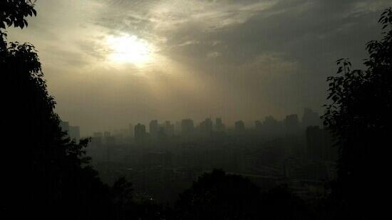 Longshan Park of Rui'an: 呵呵