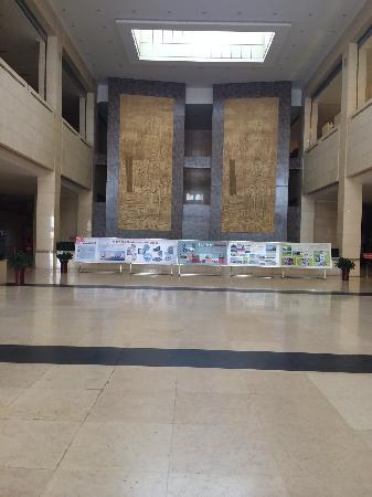 Baotou Museum: 大厅,开启……
