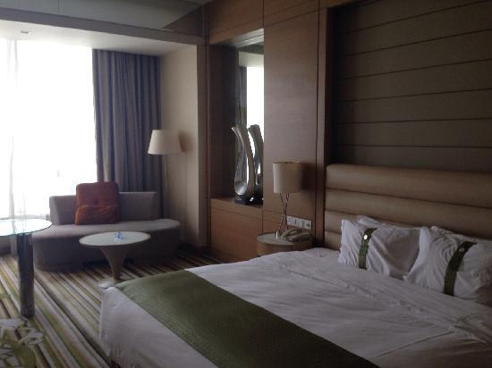 Holiday Inn Tianjin Riverside: 假日大床房