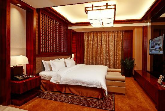 Header Beijing Hotel: 皇室套房