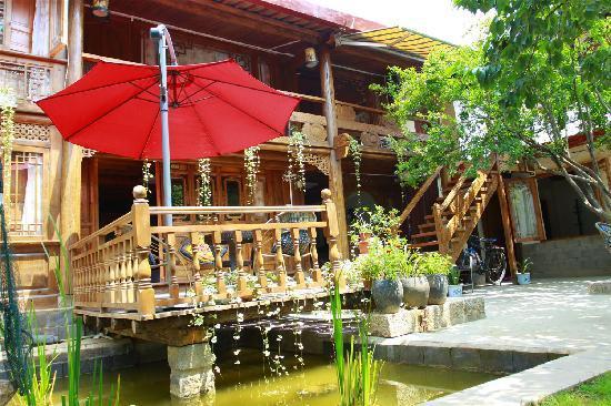Kuaile Hotel: Lijiang hotle 丽江快乐驿站客栈