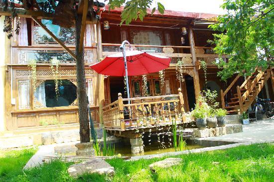 Kuaile Hotel: Lijiang hotel 丽江快乐驿站客栈