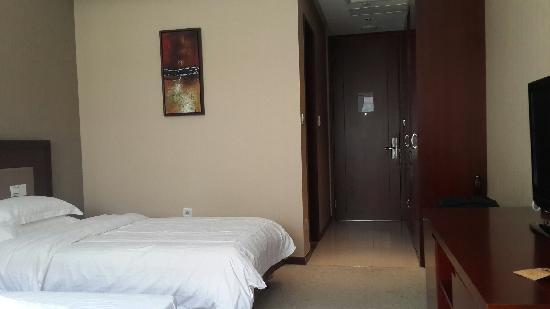 Jingzhai Hotel: 客房内部