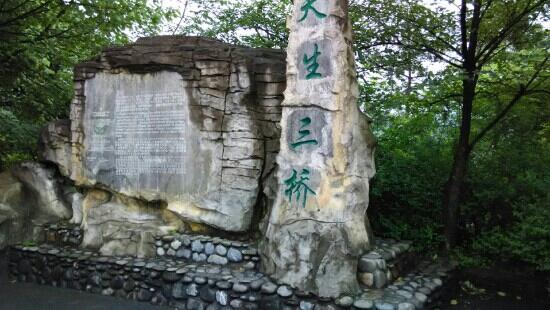 Wulong Tiankeng Three Bridges: 大门