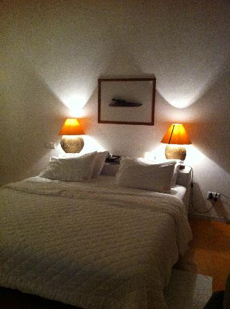Nika Island Resort: 第一天住的花园房