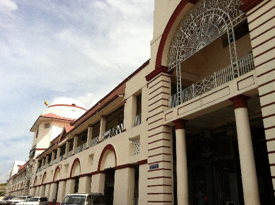 Bogyoke Aung San Market : 外围
