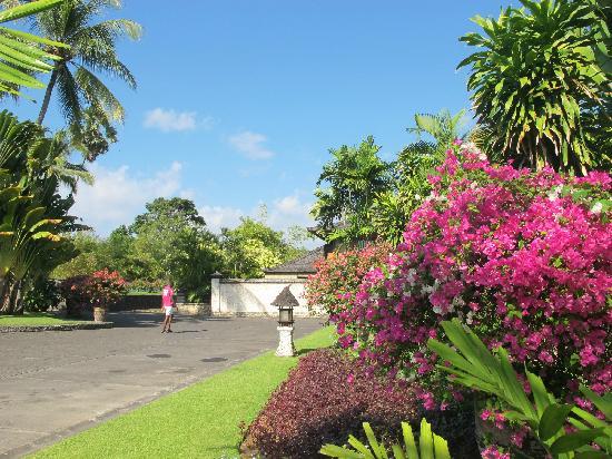 Club Med Bali: 大门口