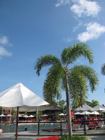 Club Med Bali: 蓝天