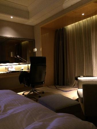 Wanda Realm Huaian Hotel: 豪华大床间