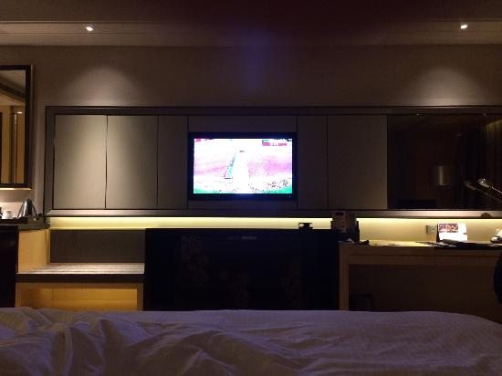 Wanda Realm Huaian Hotel: 感觉房间超大的豪华大床间