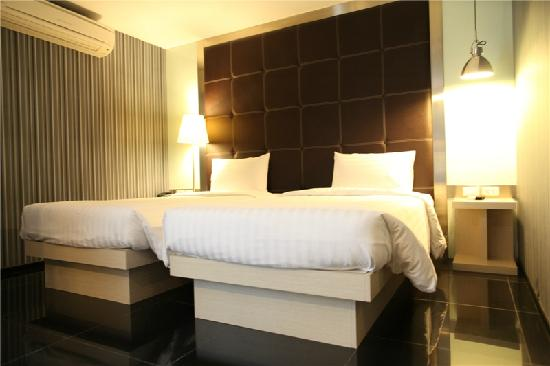 Ibis Styles Chiang Mai : 二期双床间