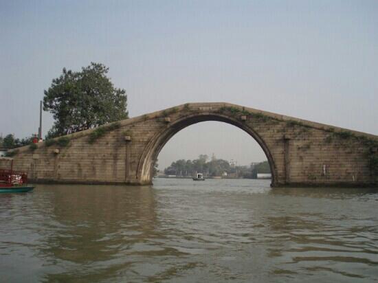 Feng Bridge: 枫桥夜泊的见证