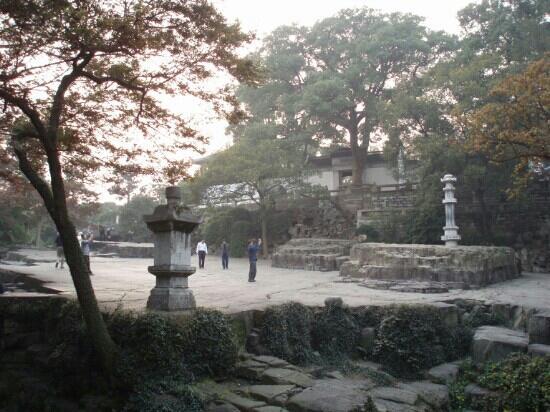 Suzhou Park : 苏州公园是苏州特色的市民休闲地