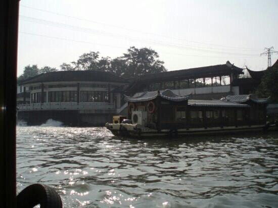 Suzhou City Moat : 护城河保护苏州