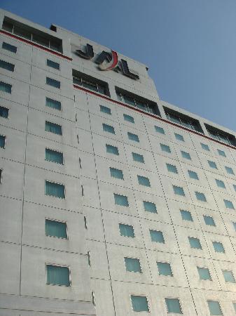 Hotel JAL City Haneda Tokyo: 酒店外观