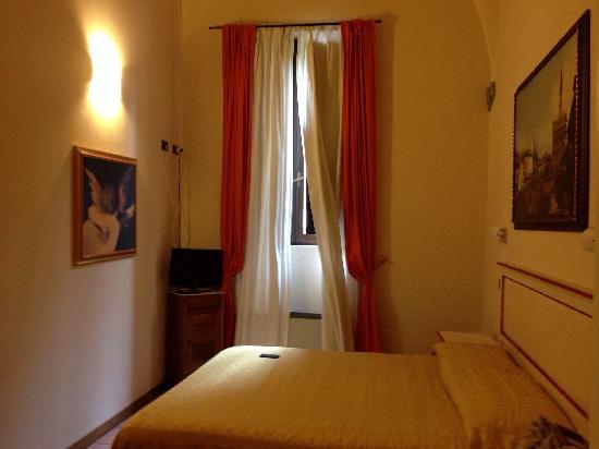 Hotel Vasari Palace: 一层的房间