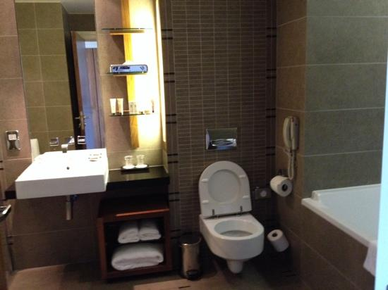 Fota Island Resort: 卫生间