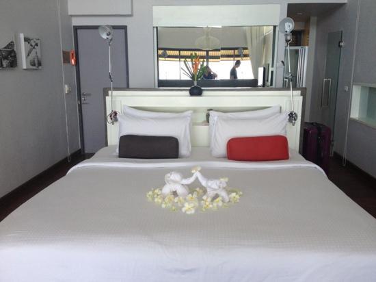 The Houben Hotel : 房间