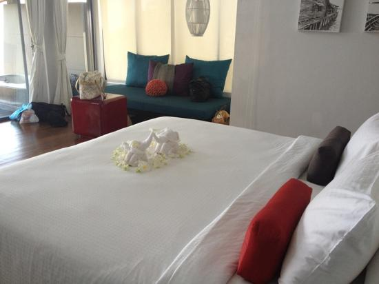 The Houben Hotel ( Adult Only ): 房间