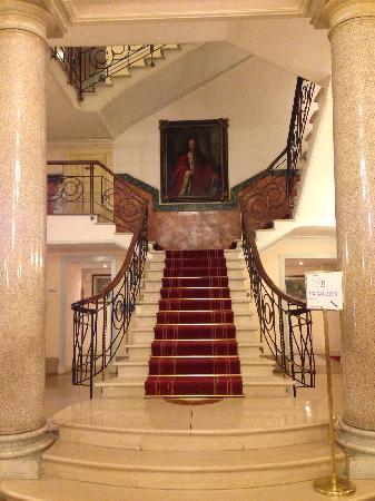 Ambasciatori Palace Hotel : Hall