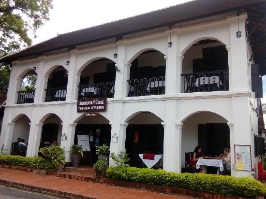 Tamnak Lao Restaurant : 外观