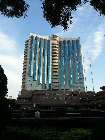 Asia Hotel: 外墙