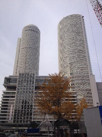 JR Central Towers: 双子座