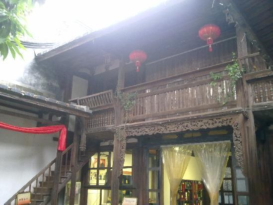 Architectural buildings of Sanfang Qixiang and Zhuzi Workshop: 20130905608