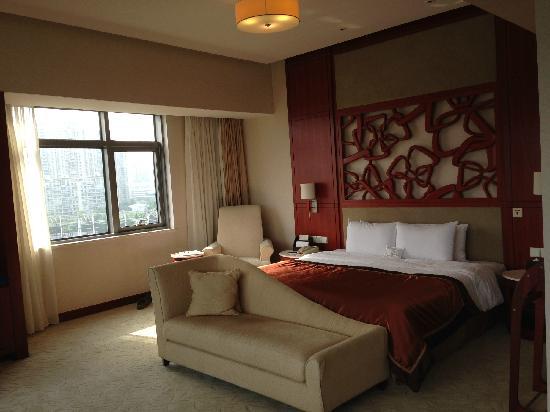Parkview Hotel: 房间