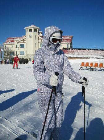 Yabuli International Ski Resort: 亚布力滑雪的国际友人
