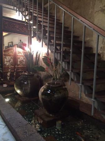 Courtyard @ Heeren Boutique Hotel: 酒店大厅