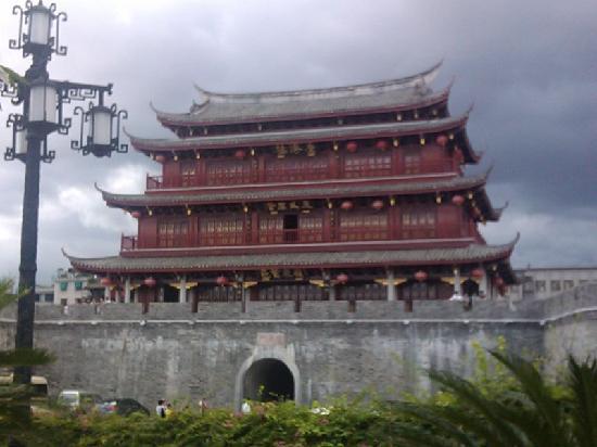 Chaozhou Binjiang Gallery: 四大古城门之一