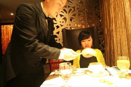 Wangpin Steak (Jianguomen): 服务超好