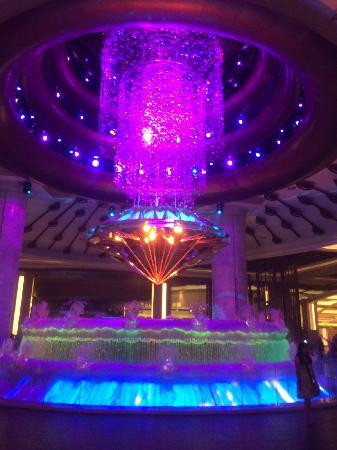 Galaxy Hotel : 室内show
