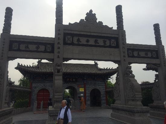 White Horse Temple : 大门