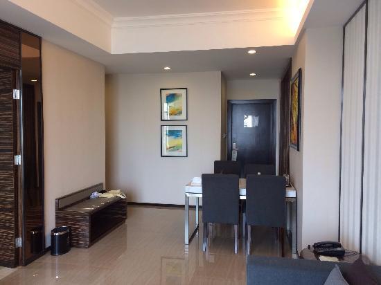 Huanxing Apartment Hotel : 客厅