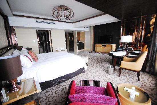 Shandong Hotel: 21世纪大床房