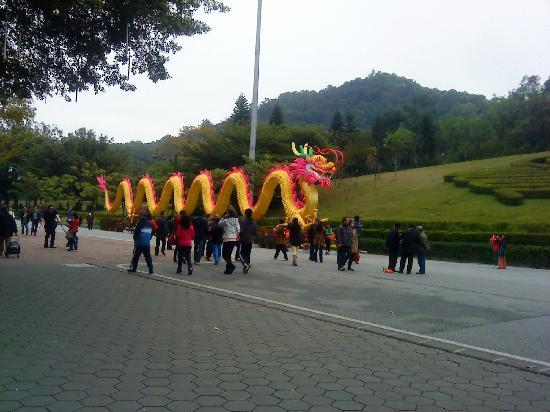 Baiyun Mountain : 休闲好去处