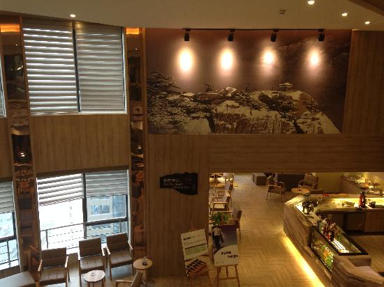 Atour Hotel Gaoxin High-tech Zone: 书吧