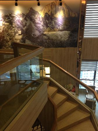 Atour Hotel Gaoxin High-tech Zone: 还是书吧