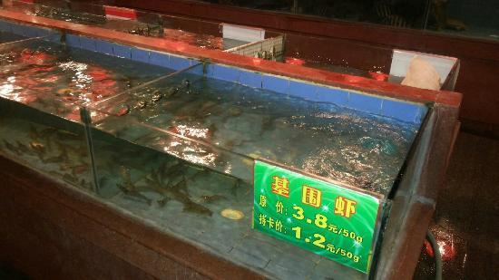 Hong GaoLiang Seafood Restaurant (JinXiuHeShan)