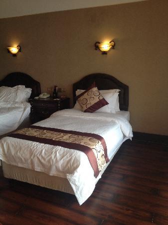 Lijing Hotel: 1205房间