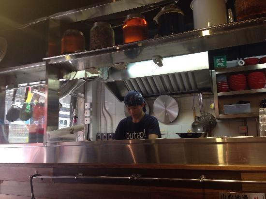 Butao Ramen(Tang Lung Street) : 专业好味