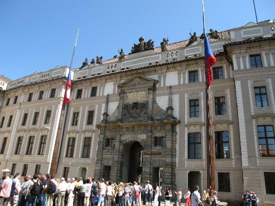 Château de Prague : 布拉格皇宫