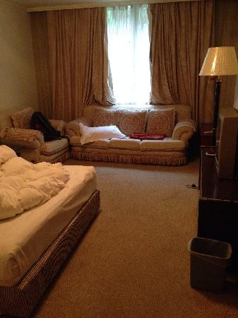 Jiuzhaigou Scenic Area Administration Heye Guests Hotel: 211大床房
