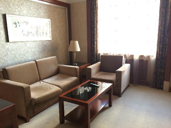 Juxiantang Hotel: 套间客厅