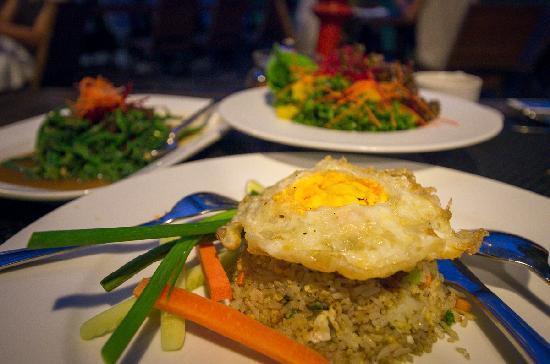 Veranda High Resort Chiang Mai - MGallery Collection: Rabiang Cha的晚餐,不算贵