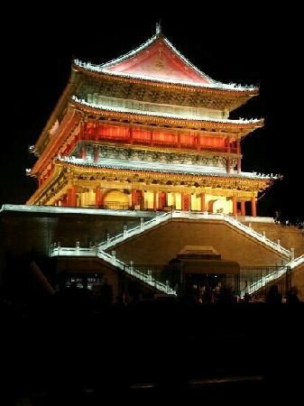 Drum Tower (Gulou) : 鼓楼