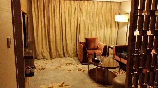 Metro Grand Hotel: 酒店房间客厅