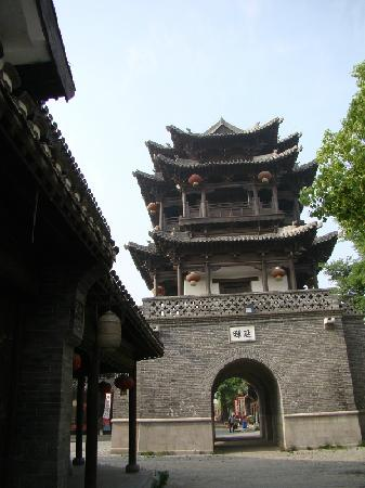 The Ancient City of Tai'er'zhuang: 大亭子